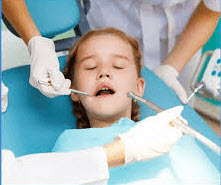 children's root canal image