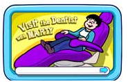 Visit the Dentist with Marty